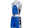 SET BOXEO METAL BOXE AZUL