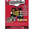 BERMUDAS PERSONALIZADAS DAN