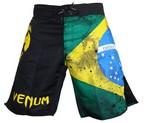 BERMUDA VENUM BRAZILIAN FLAG NEGRO