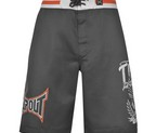 BERMUDA TAPOUT CHARCOAL