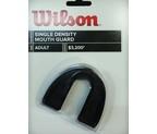 BUCAL SIMPLE WILSON NFL 1 CAPA NEGRO