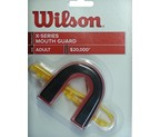 BUCAL SIMPLE WILSON X-SERIES 3 CAPAS ROJO