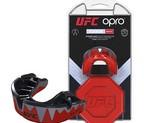 BUCAL OPRO UFC PLATINUM CON DIENTES COLOR ROJO