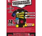 CAMISETAS PERSONALIZADAS DAN