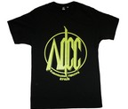 CAMISETA DAN ADCC SPAIN NEGRO/GREEN
