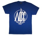 CAMISETA DAN ADCC SPAIN BLUE/BLANCO