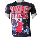 CAMISETA DAN COMBAT SAMBO EAGLES DRY FIT FS