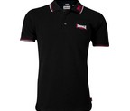 POLO LONSDALE LIONS GOTS NAVY/DARK RED
