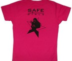 CAMISETA SAFE GIRLS