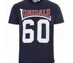 CAMISETA LONSDALE OLNEY DARK NAVY