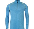 CAMISETA EVERLAST SEAMLESS BLUE MARL