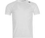 CAMISETA DRY FIT CLINCH GEAR CROSS OVER BLANCO