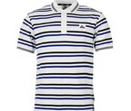 POLO LONSDALE STRIPES GREY/BLUE/BLANCO