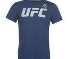CAMISETA REEBOK UFC AZUL/BLANCO