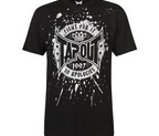CAMISETA TAPOUT CORE NO APOLOGIES BLACK