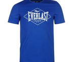 CAMISETA EVERLAST LOGO BLUE DIAMOND