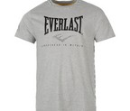 CAMISETA EVERLAST TAPE GREY MARL