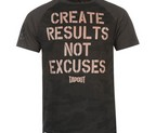 CAMISETA TAPOUT RESULTS BLACK/ANTHRACITE