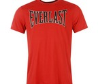 CAMISETA EVERLAST CREW RED