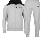 CHANDAL EVERLAST JOGGER GREY/BLACK