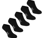 PACK 5 CALCETINES LONSDALE NEGRO