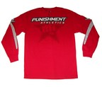 CAMISETA MANGA LARGA PUNISHMENT THE LEADER