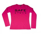 CAMISETA MANGA LARGA SAFE GIRLS
