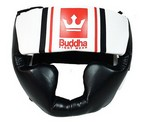 CASCO BUDDHA TRAINING NEGRO/BLANCO