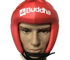 CASCO BUDDHA SPECIAL FIGHTER ROJO