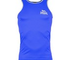 CAMISETA TIRANTES LONSDALE BOXING BLUE/BLANCO 63202550