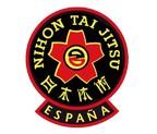 PARCHE NIHON TAI JITSU ESPAÑA SUBLIMADO 10cm