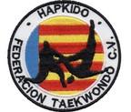 PARCHE HAPKIDO FEDERACION TAEKWONDO C.V.
