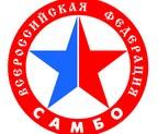 ESCUDO RUSSIAN SAMBO FEDERATION SUBLIMADO PEQUEÑO 10cm