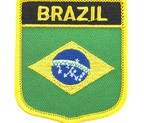 PARCHE BANDERA NACIONAL DE BRAZIL