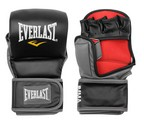 GUANTILLAS MMA EVERLAST STRIKING TRAINING NEGRO