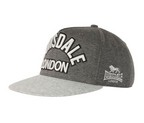 GORRA LONSDALE SNAPBACK CHARCOAL