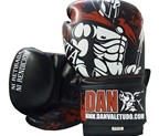 GUANTES DAN SPARTA OLD SCHOOL FIGHTERS FS