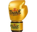 GUANTES BUDDHA FIGHT ORO
