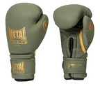 GUANTES METAL BOXE MILITARY GREEN