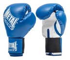 GUANTES METAL BOXE INITIATION AZUL