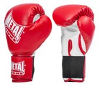 GUANTES INFANTILES METAL BOXE INITIATION ROJO