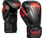GUANTES VENUM IMPACT BLACK/RED