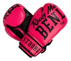 GUANTES BENLEE CHUNKY NEON/PINK