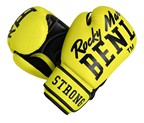 GUANTES BENLEE CHUNKY NEON/YELLOW
