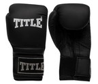 GUANTES TITLE NEGRO