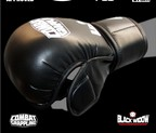 GUANTILLAS BLACK WIDOW COMBAT GRAPPLING APPROVED