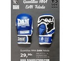 GUANTILLAS MMA DAN COMBAT GRAPPLING HOMOLOGADO FELODA AZUL PG 7