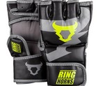GUANTILLAS MMA RINGHORNS CHARGER