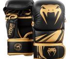 GUANTILLAS MMA VENUM CHALLENGER 3.0 SPARRING BLACK/GOLD