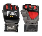 GUANTILLAS MMA EVERLAST GRAPPLING BLACK/RED
